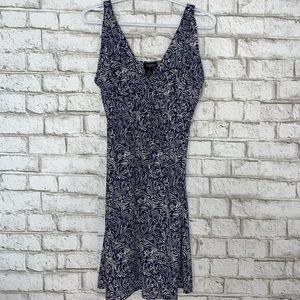 NWT Papillon Grecian Short Summer Dress